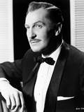 Vincent Price in Classic Portrait with Tuxedo Photo by  Movie Star News