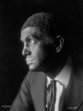 Al Jolson Facing Right in a Close Up Portrait Photo by  Movie Star News