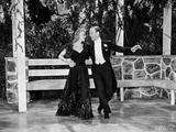 Fred Astaire and Ginger Rogers Dancing in the Gazebo Photo by  Movie Star News