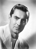 Tyrone Power 40 - Photograph Hollywood Print Foto af  Movie Star News