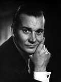 Denholm Elliott in Black With Black Background Photo by  Movie Star News