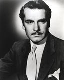 Laurence Olivier Portrait wearing a Suit with Tie Photo by  Movie Star News