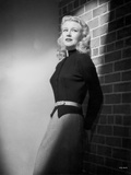 Ginger Rogers wearing Black Dress Side View Angle Photo by Bert Six