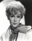 Stella Stevens posed with Scarf Classic Portrait Photo by  Movie Star News