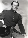 Kirk Douglas Posed wearing Black Fit Long Sleeve Photo by  Movie Star News