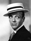 Fred Astaire Posed with a Straight Face in Suit Photo by E Bachrach