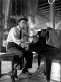 Hoagy Carmichael on Piano in Classic Portrait Photo by  Movie Star News