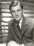 Kirk Douglas in Formal Outfit with Necktie Portrait Photo by  Movie Star News