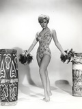 Stella Stevens Posed in One Piece Classic Portrait Photo by  Movie Star News