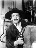 Eli Wallach Hiding in Cowboy Outfit With Pistol Photo by  Movie Star News
