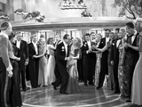 Fred Astaire and Ginger Rogers Watched by People Photo by  Movie Star News