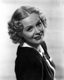 Gloria Stuart Black and White Side View Posed Photo by  Movie Star News