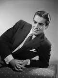 Tyrone Power 48 - Photograph Hollywood Print Photo by  Movie Star News