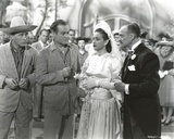 Bob Hope with Cast Members in Formal Wear Portrait Photo by  Movie Star News