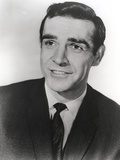 Sean Connery in Formal Outfit Black and White Photo by  Movie Star News