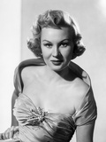 Virginia Mayo Posed in Dress with Hand on Hip Photo by  Movie Star News