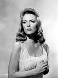 Julie London on a See Through Dress Top Portrait Photo by  Movie Star News