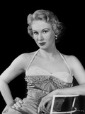 Virginia Mayo Seated on Chair in Classic Portrait Photo by  Movie Star News