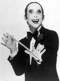 Joel Grey Posed in Magician Attire With Stick Photo by  Movie Star News
