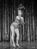Virginia Mayo Dancing in Mini Dress with Heels Photo by  Movie Star News