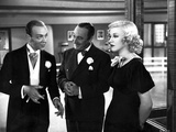 Fred Astaire and Ginger Rogers Scene from Swing Time Photo by  Movie Star News