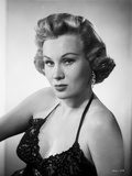 Virginia Mayo Posed in Dress Classic Portrait Photo by  Movie Star News