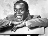 Flip Wilson Leaning in Tuxedo Close Up Portrait Photo by  Movie Star News