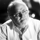 Richard Attenborough in White Polo With Eyeglasses Photo by  Movie Star News
