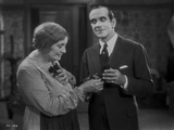 Al Jolson Making a Creepy Face for the Old Lady Photo by  Movie Star News