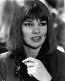 Portrait of Glenda Jackson in Black and White Photo by  Movie Star News