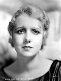 Anita Page on a Worried Expression Portrait Photo by  Movie Star News