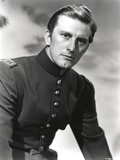 Kirk Douglas wearing Black Fit Long Sleeves Photo by  Movie Star News