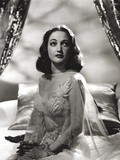 Dorothy Lamour Seated in Classic with Gown Photo by  Movie Star News