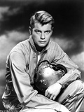 Troy Donahue Posed in Astronaut With Helmet Photo by  Movie Star News
