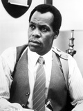 Danny Glover in Blazer With Necktie Portrait Photo by  Movie Star News