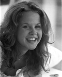 Linda Blair smiling Classic Close Up Portrait Photo by  Movie Star News