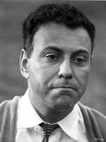 Alan Arkin Looking Sad in black and White Photo by  Movie Star News