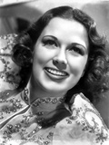 Eleanor Powell on a Sequin Top and smiling Photo by  Movie Star News