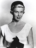 Doris Day Portrait in Classic with Gloves Photo by  Movie Star News