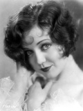 Nancy Carroll Portrait in Black and White Photo by  Movie Star News