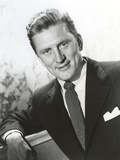 Kirk Douglas in Tuxedo with Necktie Portrait Photo by  Movie Star News