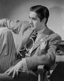 Tyrone Power 31 - Photograph Hollywood Print Foto af  Movie Star News