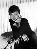 Anna Wong Leaning Chin On Hand in Classic Photo by  Movie Star News