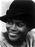Cicely Tyson smiling in Portrait in Classic Photo by  Movie Star News
