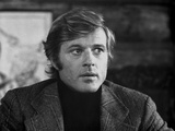 Robert Redford in Suit with a Straight Face Photo by Howard Bingham