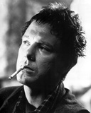 Mickey Rourke Close Up Portrait With Cigarette Photo by  Movie Star News