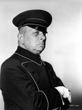 Erich Von Stroheim Looking Away in Classic Photo by  Movie Star News