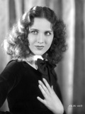 Mary Brian Portrait wearing Black Sleeves Photo by  Movie Star News