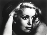 Catherine Deneuve Close Up with Hand on Head Photo by  Movie Star News