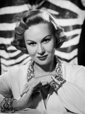 Virginia Mayo Posed with Hands Clenched Together Photo by  Movie Star News